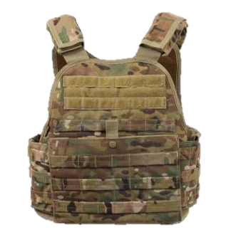 Tactical Plate Carrier [MOLLE]
