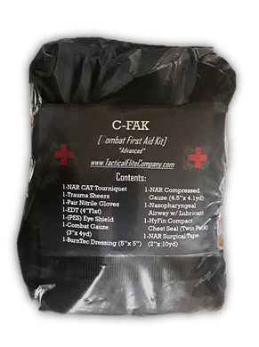 C-FAK [Combat First Aid Kit]