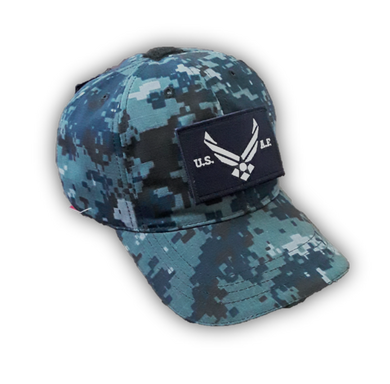 Custom Air Force/Flag Cap