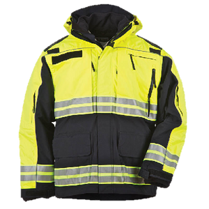 FIRST RESPONDER HIGH-VISIBILITY PARKA