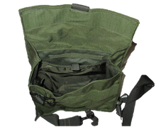 Heavy Duty Green Bag / Gas Mask Pouch