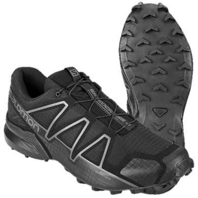 Speedcross 4W Forces Tactical Shoe