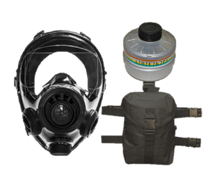 SGE 400/3BB GAS MASK KIT