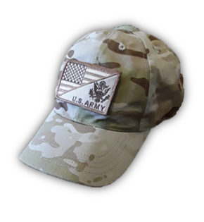 Custom U.S. Army/Flag Cap