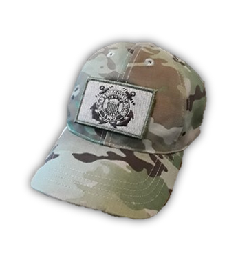 Custom Coast Guard Cap