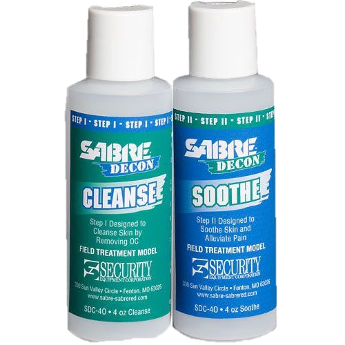 Sabre Decon Cleansing Formula