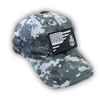 Custom U.S. Navy/Flag Cap