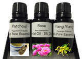 Essential Oils, Aphrodisiac Pack