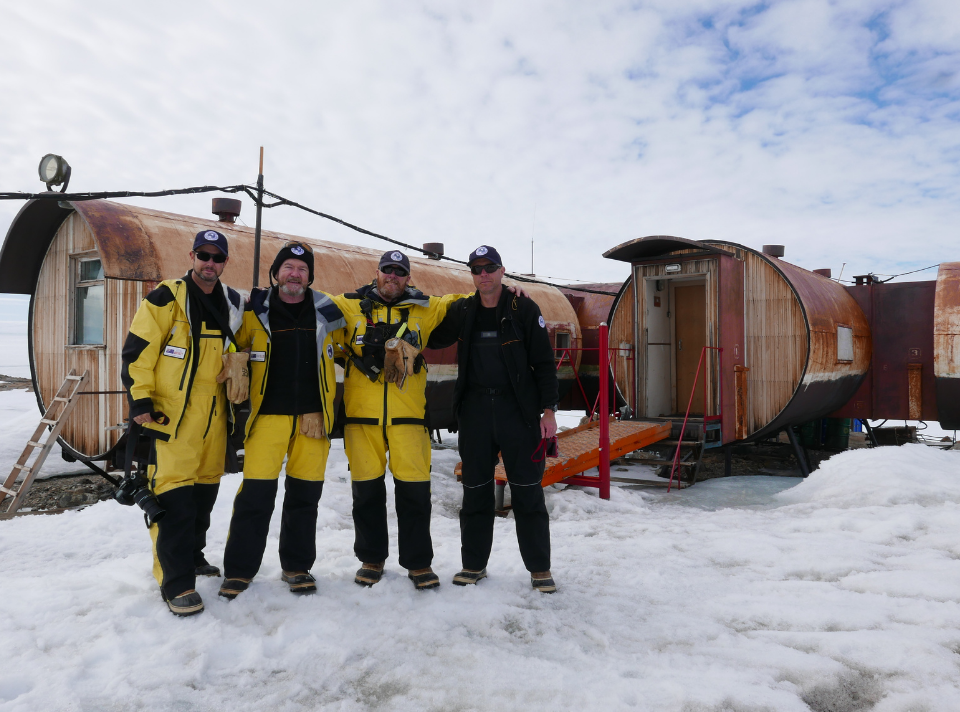 Stories from our tribe: Kim's Antarctica adventure
