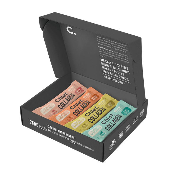 Collagen Bar Sampler (4 bars)