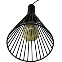 Ceiling Pendant Light Black Color Industrial Retro Vintage Pendant Lamp Shade Kitchen Lights - Vintagelite