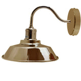 French Gold Wall Mounted Light Wall Sconces Lamp
