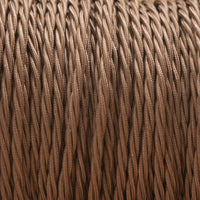 Light Brown-2-Core-Twisted