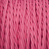 Rose Pink-3-Core-Twisted