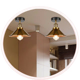 Modern Vintage Retro Sconce Wall Pendant Light