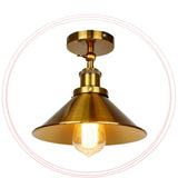 Modern Vintage Ceiling Light Fitting UK