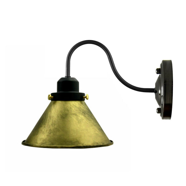 Vintage Wall Light Shades Industrial Loft Lighting - Vintagelite
