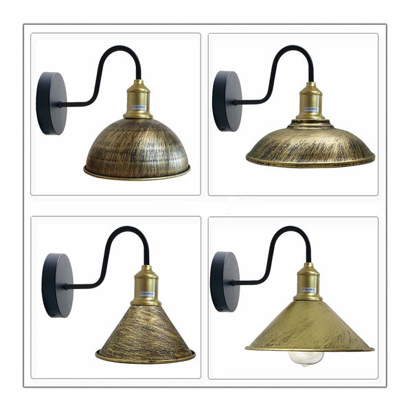 Vintage Wall Light Lamp Fitting UK