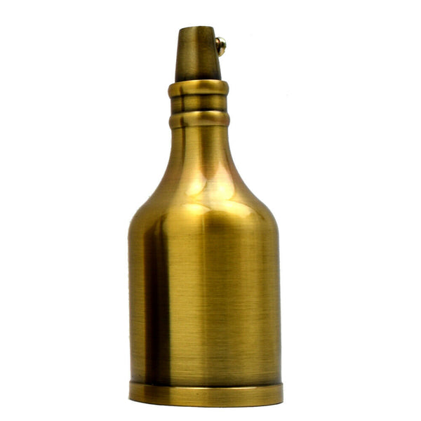 Yellow-Brass-Bottle-neck-holder