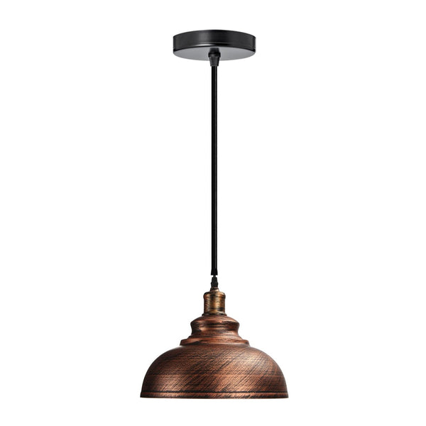 Loft Chandelier Ceiling Light Pendant Retro Lamp Industrial - Vintagelite