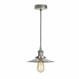 Retro Antique Style Flat Industrial Pendant Light - Vintagelite