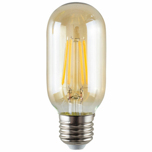 LED T45 E27 4W Dimmable Globe Industrial Vintage Bulb - Vintagelite