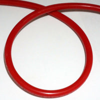 Red Rubber Cable 2 core Flexible PCV Wire Cable Light multi Colour Flex