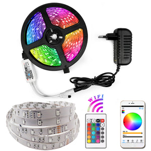 BEYLights LED Strip w/ Remote (32ft/10M)