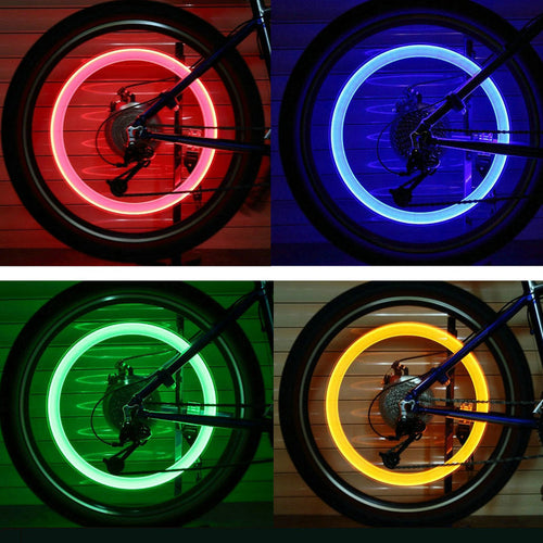 BEYLights® - LED Tire Valve Stem Cap Lights