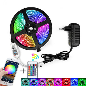BEYLights LED Strip w/ Remote (16.4ft/5M)
