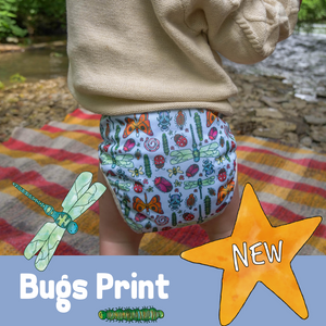 New Cloth Nappies! And a Survey: What Would You Like Us to Sell Next?