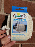 Loofco Plastic-Free Cleaning Pad - Compostable - Smug Store