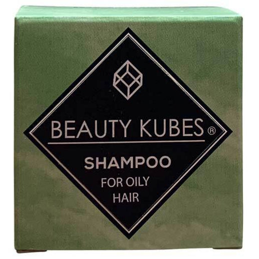 Beauty Kubes Plastic Free Shampoo Cubes - for Oily Hair - Smug Store