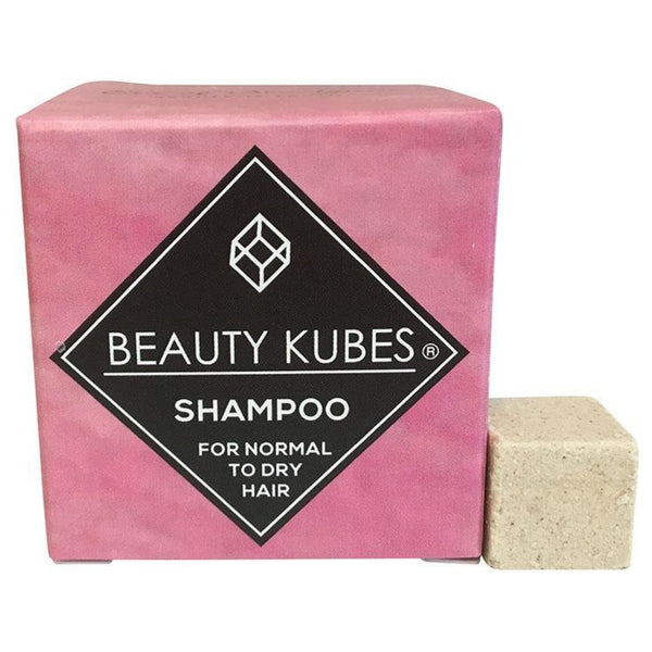 Beauty Kubes Plastic Free Shampoo Cubes - for Normal to Dry Hair - Smug Store