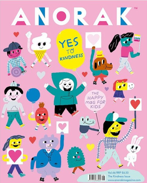 Anorak Magazine Issue 46 - New - Smug Store