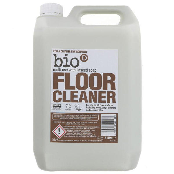 Bio D Multi-Use Floor Cleaner 5l - Smug Store