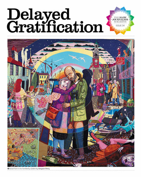 Delayed Gratification - issue 34 - new - Smug Store