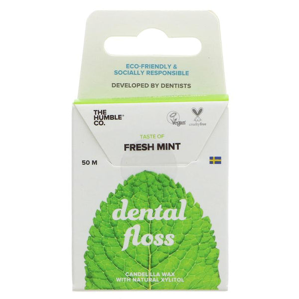 Humble Dental Floss - Fresh Mint - Smug Store
