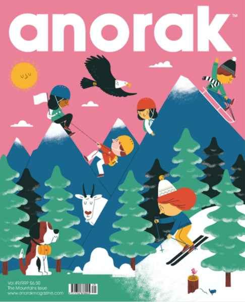 Anorak Magazine Issue 49 - New - Smug Store