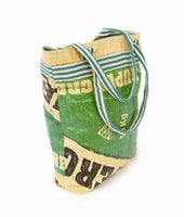 Turtle Bags Recycled Cement Bag - Green - Smug Store