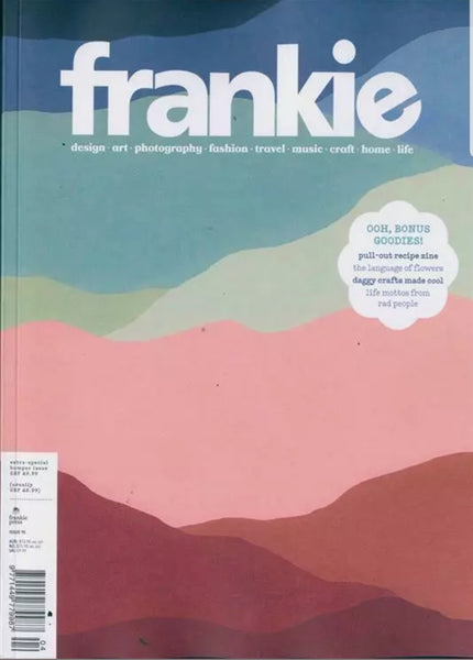 Frankie - issue 90 - new - Smug Store