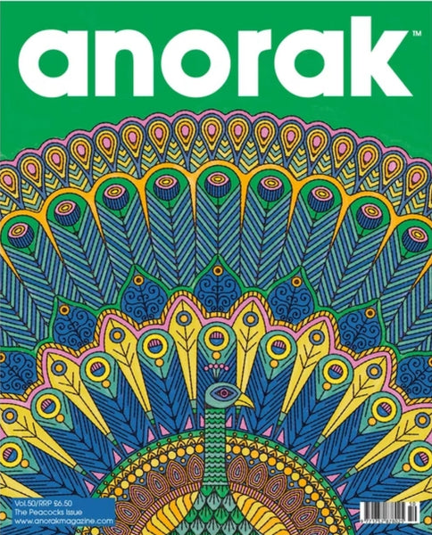 Anorak Magazine Issue 50 with Activity Book - New - Smug Store