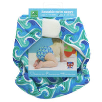 Totsbots Reusable Swim Nappy - Surf's Up - Size 2 - Smug Store