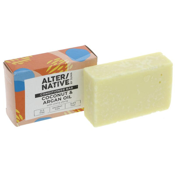 Alter/Native Coconut & Argan Oil Conditioner Bar - Smug Store