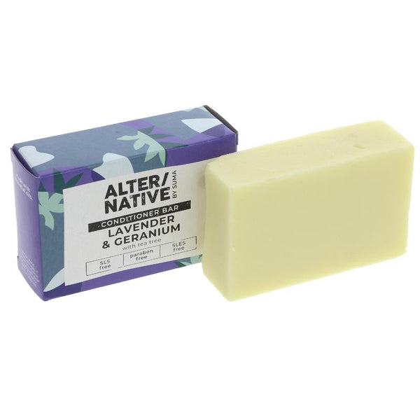 Alter/Native Lavender & Geranium Conditioner Bar - Smug Store