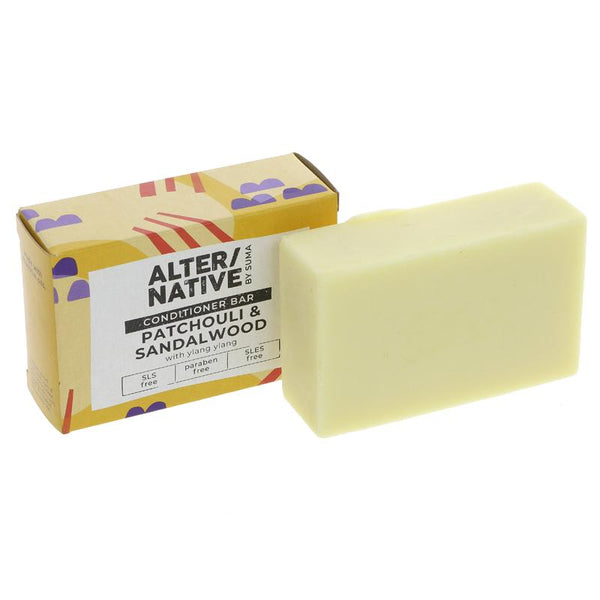 Alter/Native Patchouli & Sandalwood Conditioner Bar - Smug Store