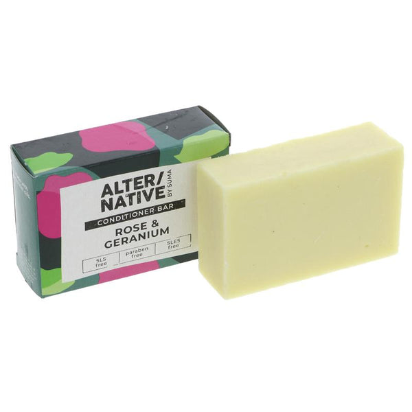 Alter/Native Rose & Geranium Conditioner Bar - Smug Store