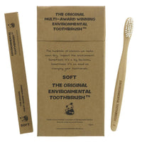 The Environmental Toothbrush - Adult, Soft - Smug Store