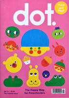 Dot 14 - The Friends Issue - New - Smug Store