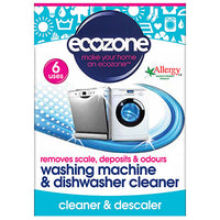 Ecozone Washing Machine and Dishwasher Cleaner - Smug Store